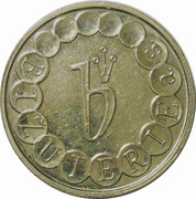 Token - ČNB (Czech National Bank) – reverse