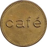 Token - Café Conti – obverse