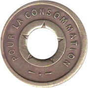 Token (For Consumption) – obverse