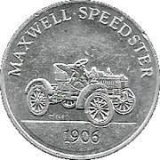Sunoco Antique Car Coin - Series 2 (Maxwell Speedster) – obverse