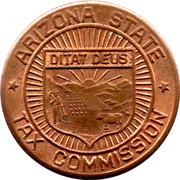 1 Mill - Sales Tax Payment (Arizona) -  obverse