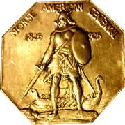 Medal - Norse-American Centennial – obverse
