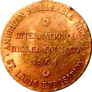 Dollar - International Nickel Co. – reverse