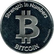 Token - Bitcoin – obverse