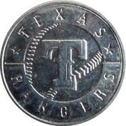 Token - Texas Rangers (Baseball) – obverse