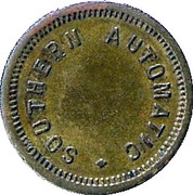 Token - Southern Automatic – obverse