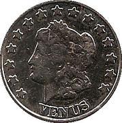 Token - Venus – reverse