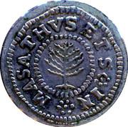 Pine Tree Shilling  Medal – reverse