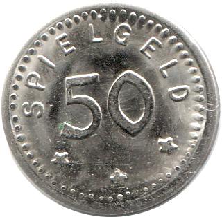5 spielgeld coin