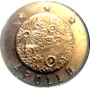 Token - Apollo XI – reverse