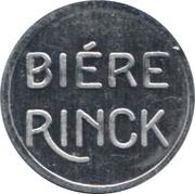 EDEN BAR - BIERE RINCK – reverse