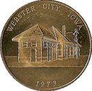 Webster city Iowa – obverse