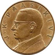 Token - Säästöpankkiviikko (J.K. Paasikivi) – obverse