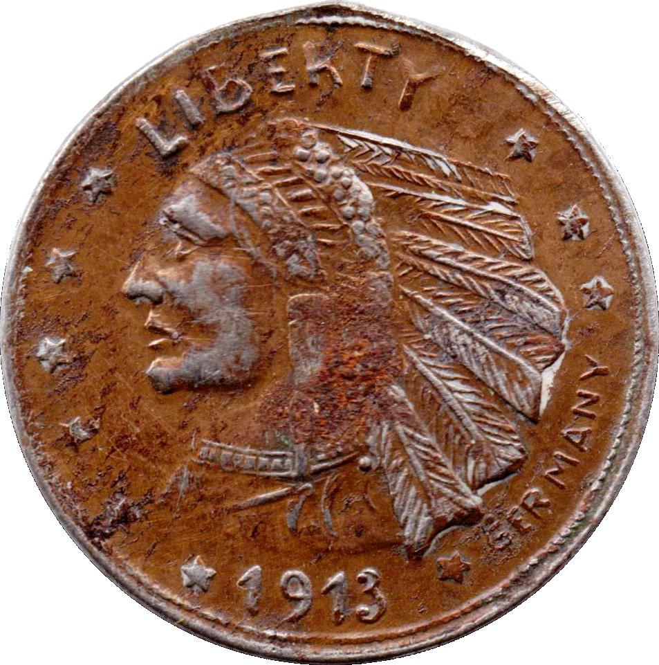 Medallion 5 Dollar Tokens Numista