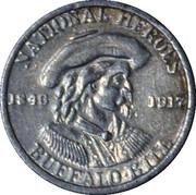 10 Mazuma Play Money  (Buffalo Bill) – obverse