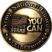 Army National Guard – obverse