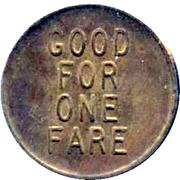 1 Fare - Broward County Transit – reverse