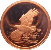 2 Cents (Commemorative Medallion) – reverse