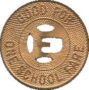 1 School Fare - Elmira Motor Coach Corp. (Elmira, NY) – reverse