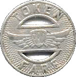1 Fare - Pittsburgh Railways Co.  (Pittsburgh, PA) – reverse