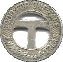 1 Fare - Trenton & Mercer Co. – reverse