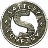 Token - Sattley Company – obverse
