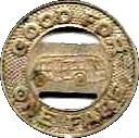 1 Fare - City Transportation Co. (Abilene) – reverse