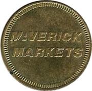 Car Wash Token - Maverick Markets – obverse