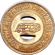 1 Adult Fare - Northern Indiana Transit, Inc. (South Bend, Indiana) – obverse