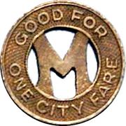 1 City Fare - Maple City Lines (La Porte, Indiana) – reverse