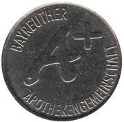 1 Apothekentaler - Bayreuther Apothekengemeinschaft (Bayreuth) – obverse