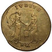 Counter Token - Judith (Hans Krauwinckel; Nuremberg ) – obverse