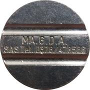 Token - MA.G.D.A. – reverse
