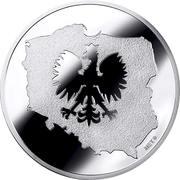 Token - 10 years of Poland in European Union – reverse