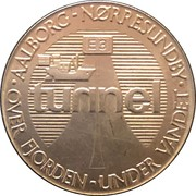 Medal - Tunnel – obverse