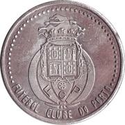 Token - Futebol Clube do Porto (FCP) – obverse