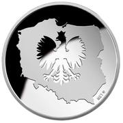 Token - 25 Years of Regional Government in Poland – reverse
