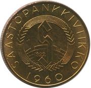 Token - Säästöpankkiviikko (Kaarlo Juho Ståhlberg) – reverse