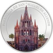 Token - Estado de Guanajuato (Parroquia de San Miguel Arcángel) – obverse