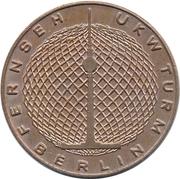 Token - Berlin (Fernseh UKW Turm) – reverse