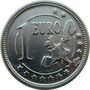 1 Euro - Ecole d'Agriculture Derval – reverse
