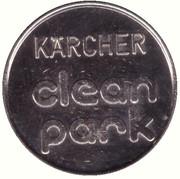 Car Wash Token -  Clean Park (Balingen) – obverse
