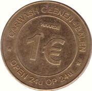 1 Euro - Drinkhal Geenen (Balen) – obverse