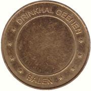 1 Euro - Drinkhal Geenen (Balen) – reverse