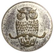 5 Pfennig (Spielgeld - Owl) – obverse