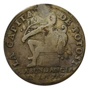 Proclamation Medal - Battle of Ingavi 4th Anniversary – obverse