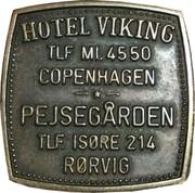 Tokens - Hotel Viking – reverse