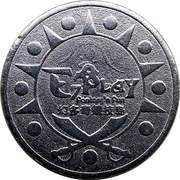 Amusement Token - E7-Play Fantasy'n Fun – obverse