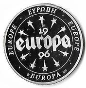 Token - Europe (Austria) – reverse