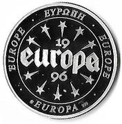 Token - Europe (Ireland) – reverse